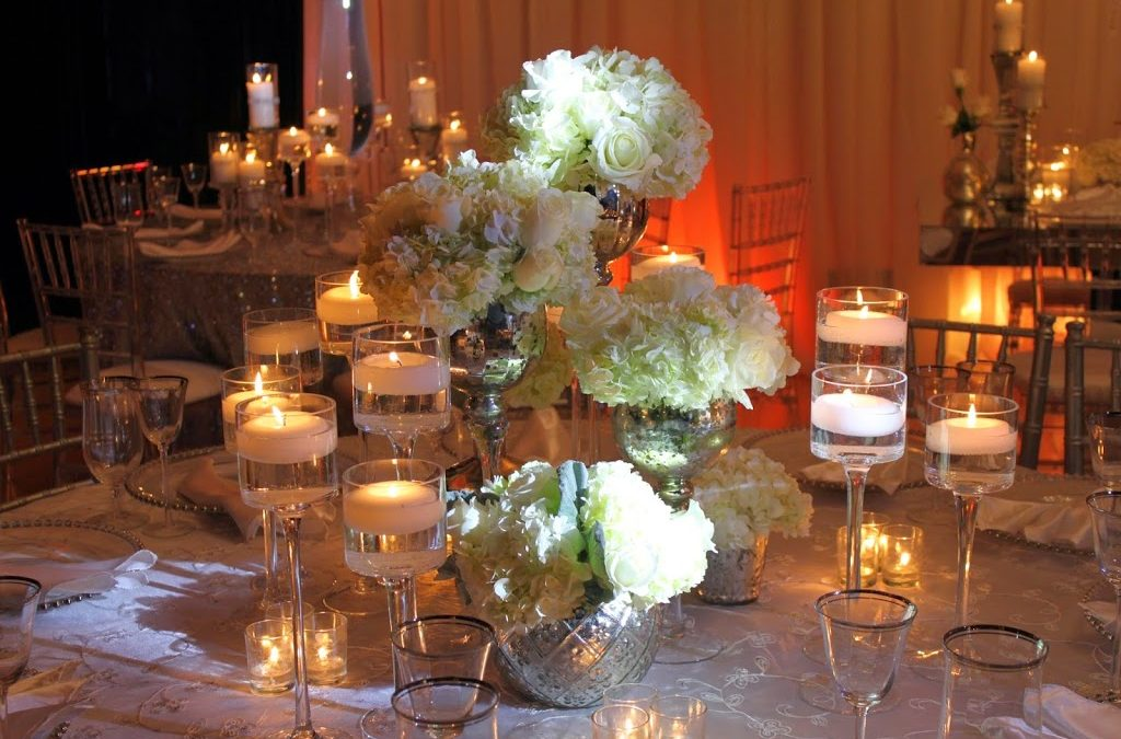 White Wedding Decor