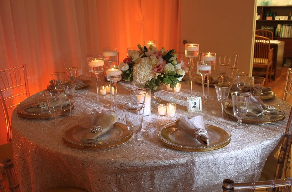 Check out our amazing wedding centerpiece and candle centerpiece!